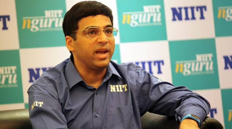 Viswanathan Anand , Viswanathan Anand India, Indian express
