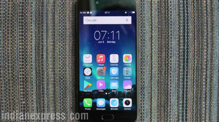 Vivo, Vivo V5s, Vivo V5s review, Vivo V5s selfie phone, Vivo V5s price in India