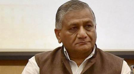 V K Singh to attend 2-day Beijing BRICS meet from June 18
