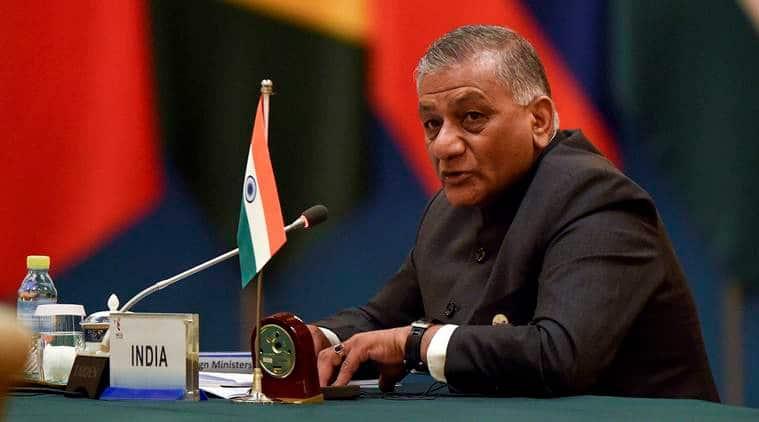 VK Singh, Terrorism, BRICS Summit, Climate Change
