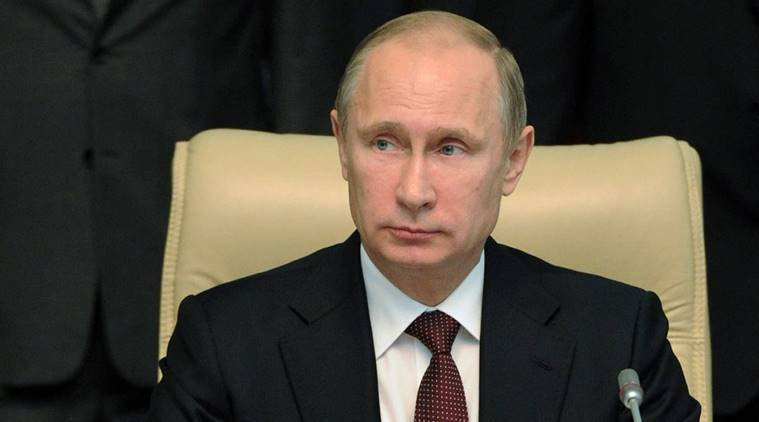 vladimir putin, russian president, world news, indian express