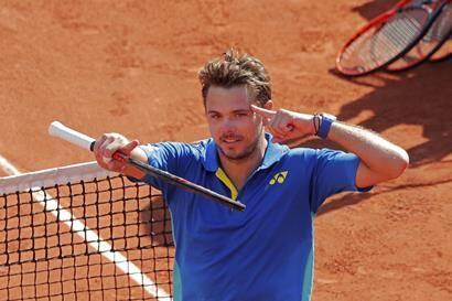 Stan Wawrinka's road to French Open men's singles final