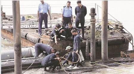 Four years after massive fire: Sindhurakshak decommissioned, will be sunk or used as target
