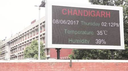 Not so smart: Weather hot on LED boards, pleasant for IMD