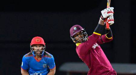 Sunil Narine stars in West Indies' six wicket win overAfghanistan