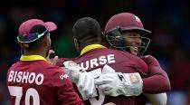 West Indies call-up Hope, Ambris for remaining ODIs