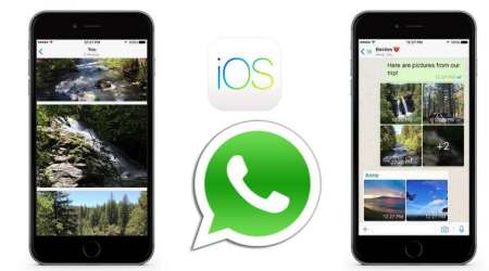 WhatsApp on iOS gets upgraded with albums, filters: Here's how it works