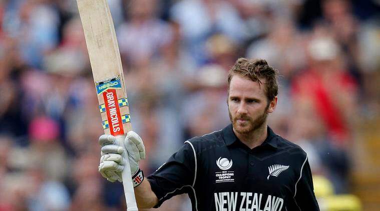 icc champions trophy, england vs new zealand, kane williamson, williamson, cricket news, cricket, sports news, indian express