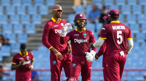 west indies, afghanistan, one day international, Shai Hope, odi, cricket, sports news, indian express