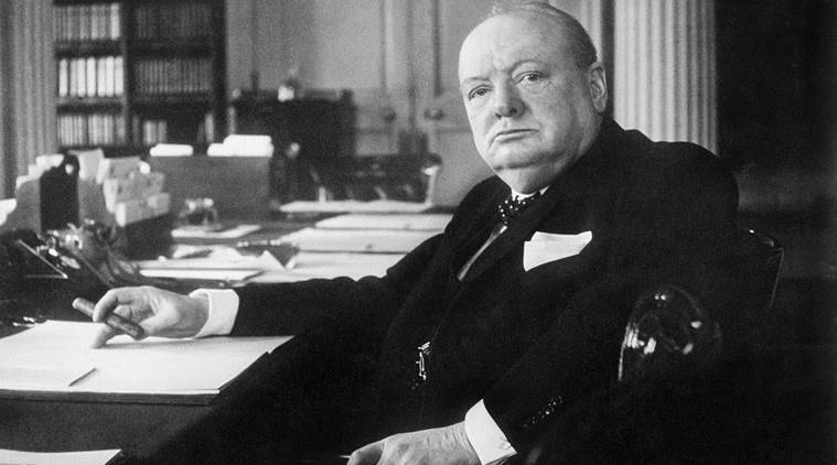 Winston Churchill has a secret affair, according to Channel 4
