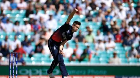 England's Chris Woakes ruled out of rest of ICC Champions Trophy 2017