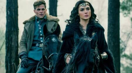 Wonder Woman, Wonder Woman movie, Wonder Woman review, Gal Gadot, Chris Pine