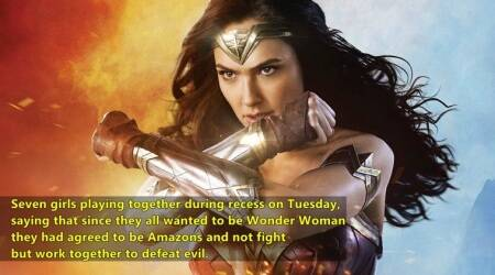 This AMAZING list of how these kids reacted to Wonder Woman is a mustread