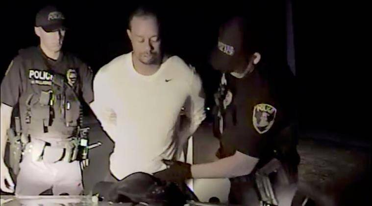 Tiger Woods arrest video: Another controversial moment off the golf course for former World No 1