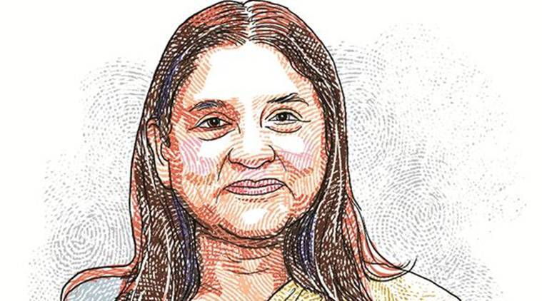 Women and Child Development Minister Maneka Gandhi, Maneka Gandhi, Delhi Confidential, India News, Indian Express, Indian Express News