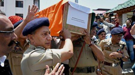 Militant killed in Budgam encounter was involved in lynching of Dy Sp Mohammad Ayub Pandit: J&KPolice