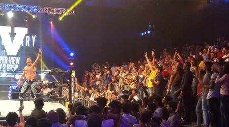 Rumble In The Ring: Impact Wrestling gets shot in Mumbai's FilmCity