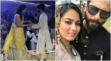 Shahid Kapoor, Mira Kapoor dance at friend's London wedding and photos can't be missed