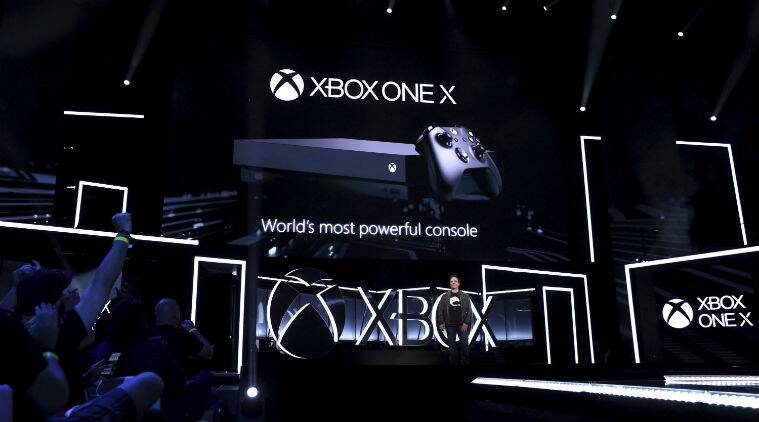 Xbox Announces Xbox One X