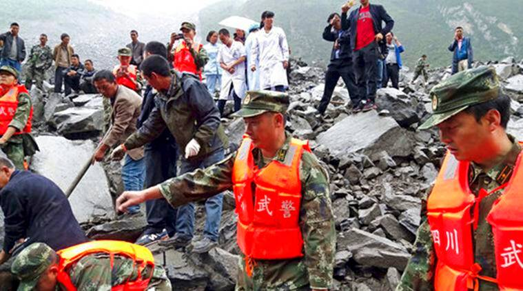 93 missing as massive landslide obliterates tourist town