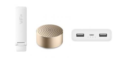 Xiaomi launches Mi WiFi Repeater 2, Mi Bluetooth Speaker Mini and new Mi Power Banks
