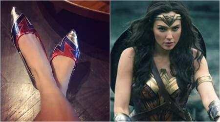 Guess which Bollywood celebrity is the latest to be bitten by the Wonder Woman bug