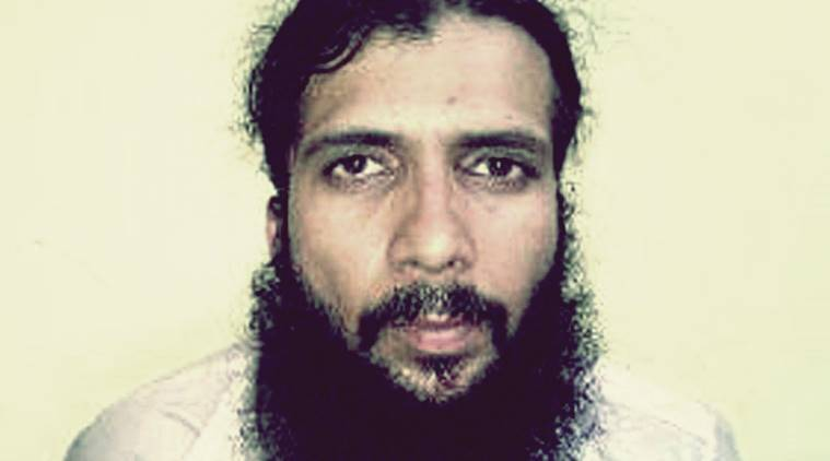 yasin bhatkal, indian mujahideen, delhi serial blasts, indian mujahideen, yasin bhatkal, cbi probe, human rights, court orders yasin bhatkal, indian express news, india news
