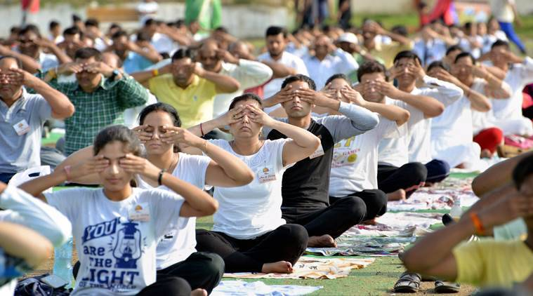 International yoga day 2017, international yoga day, world yoga day, yoga day celebrations, uttarakhand yoga, yoga diploma, narendra modi