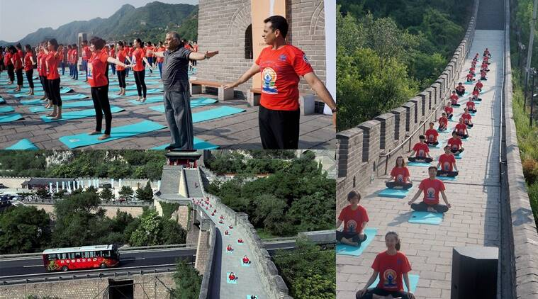 International Yoga Day, World Yoga Day 2017