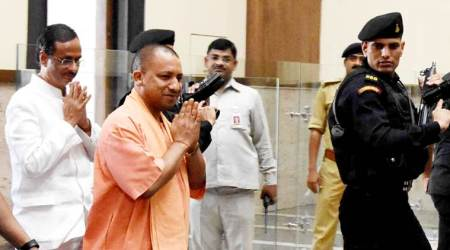 Yogi Adityanath to get 8 OSDs, 6 were with him at Gorakhnath temple, Delhi home