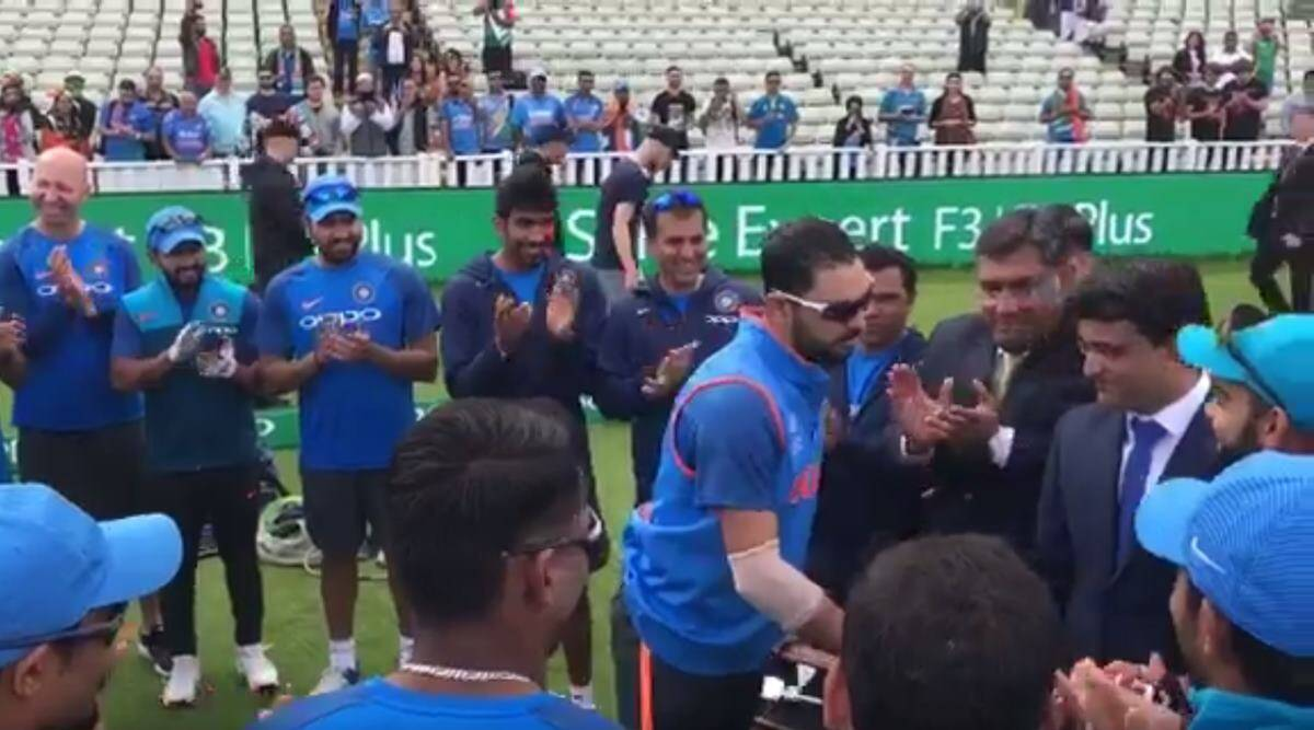 Yuvraj Singh, India vs Bangladesh, Indian Express