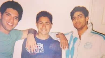 yuvraj singh, ashish nehra, icc champions trophy, cricket news, sports news, indian express