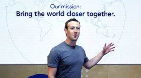 Mark Zuckerberg's new mission for Facebook is bringing the world closer