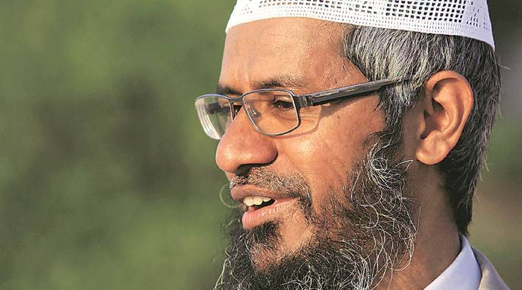 Zakir Naik, Zakir Naik school, islamic preacher, mumbai school naik, Zakir Naik illegal school, indian express news, india news