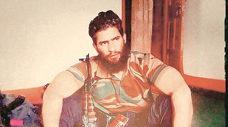 Zakir Musa abuses Indian Muslims for not joining jihad, calls them 'spineless'