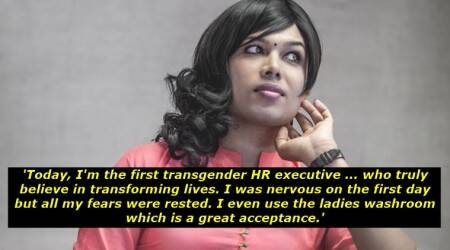 zara sheikha, zara sheikha first transgender HR, zara sheikha kerala transgender, shashi tharoor zara sheikha transgender, LGBTQ rights, Transgender zara sheikha, zara sheikha fb post shashi tharoor, shashi tharoor being you zara sheikha fb post viral, indian express, indian express news