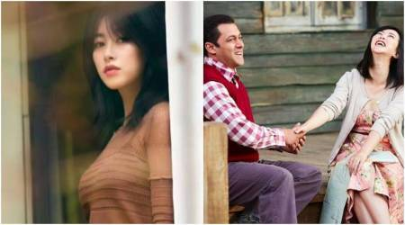 tubelight, salman khan, zhu zhu, zhu zhu salman khan, zhu zhu tubelight, tubelight actress, tubelight actress zhu zhu photos
