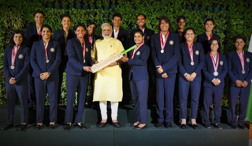 Railways announce 13 lakh each for its women's cricketers
