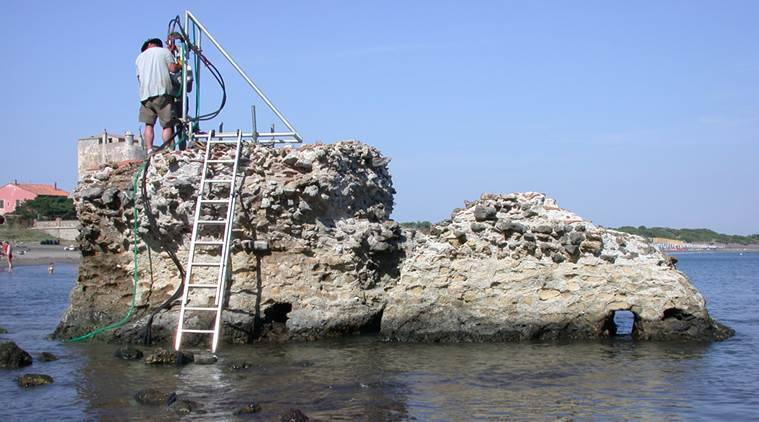 Roman structures, University of Utah, Seawater corrosion, Roman concrete, Science, science news