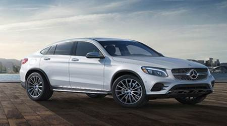 Mercedes-AMG GLC 43 4MATIC Coupe launches in India. Here are the price details, features and photos