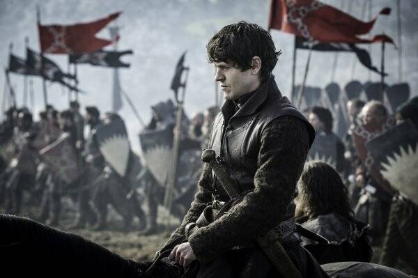 game of thrones, game of thrones season 6, battle of the bastards, ramsay bolton jon snow battle, ramsay bolton
