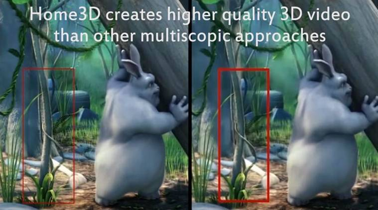 3D movies, 3d movies at home, new research, new technology, MIT, MIT news