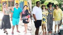 priyanka chopra, priyanka chopra birthday celebrations, priyanka chopra vacation photos,