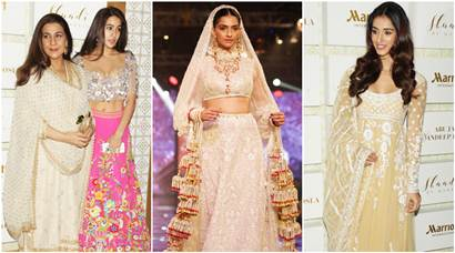 Sara Ali Khan, Amrita Singh, Shweta Nanda, Jaya Bachchan and Sonam Kapoor were all like stars fallen from paradise