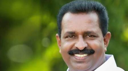 Kerala Congress suspends MLA M Vincent from party post