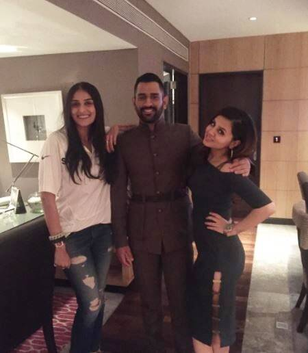 MS Dhoni, Sakshi, Ziva, Dhoni anniversary, Dhoni gallery, sports gallery, cricket, Indian Express