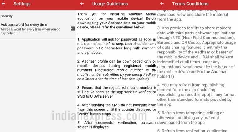 mAadhaar app, Aadhaar app, mAadhaar Android app, What is mAadhaar app, What does mAadhaar app do, mAadhaar app verificiation, Aadhaar card, Aadhaar privacy, Aadhaar card data