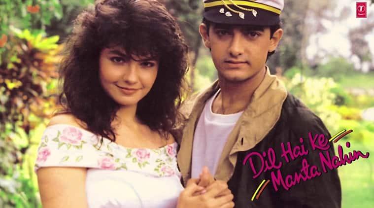 aamir khan, pooja bhatt, 26 years of dil hai ki manta nahin, dil hai ki maanta nahin