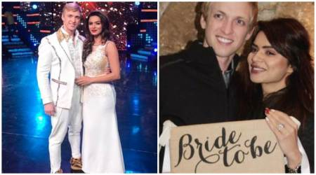 Nach Baliye 8 couple Aashka Goradia and Brent Goble to tie the knot on December 3
