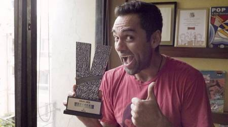 Abhay Deol's strong stand against fairness creams gets him the Valerian of Racism Award from Hollywood